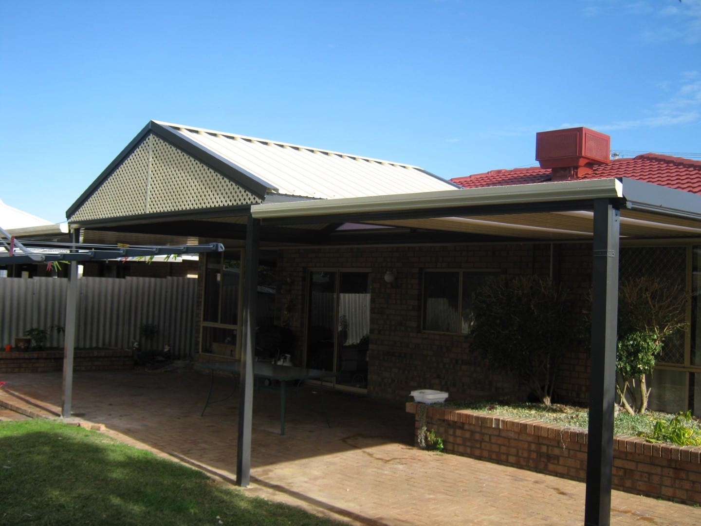Full Service Gable Patio Builders In Perth Aussie Patio