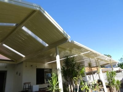 Flat Roof Stratco Patio Aussie Patio Designs