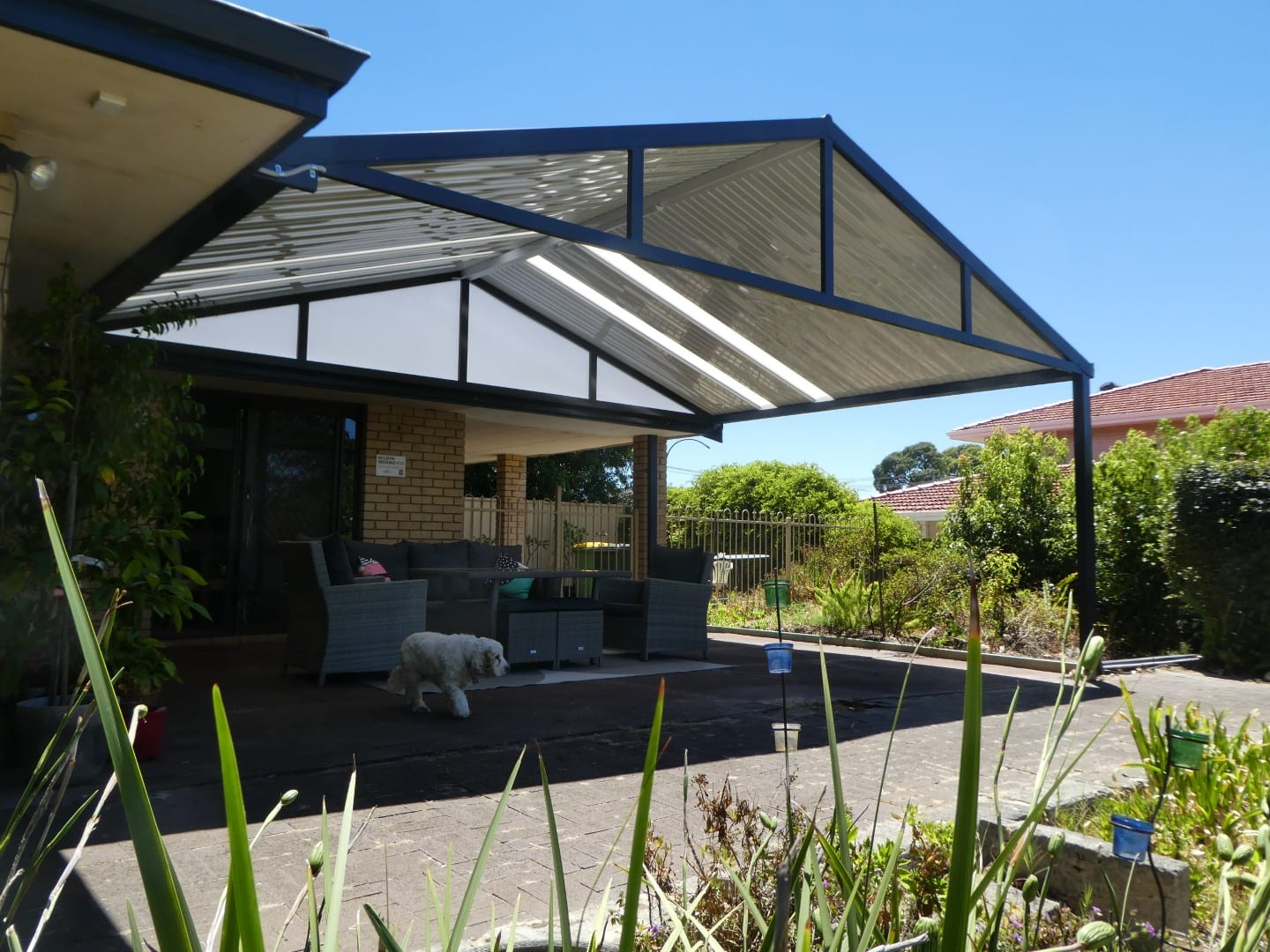 Patio Outdoor Blinds Installer Perth