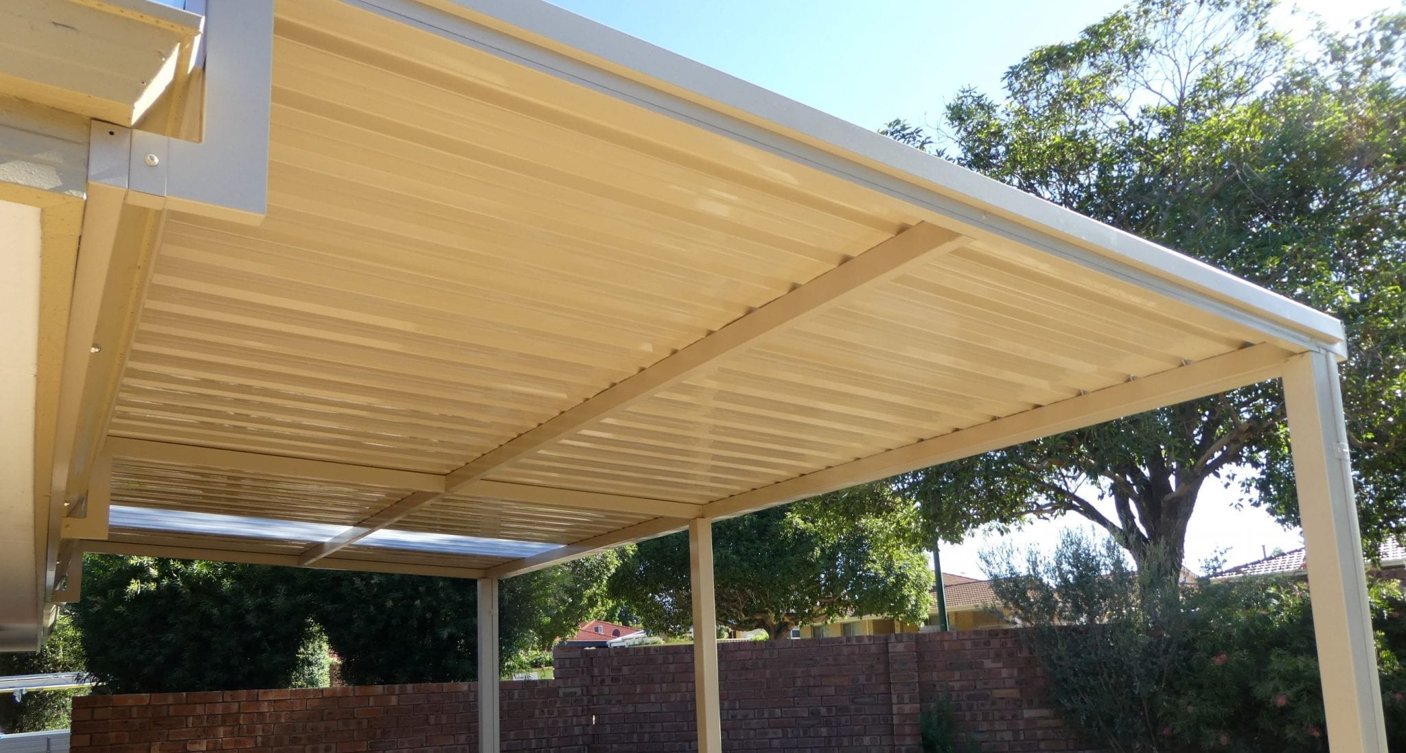 Flat Roof Patios Perth Aussie Patio Designs
