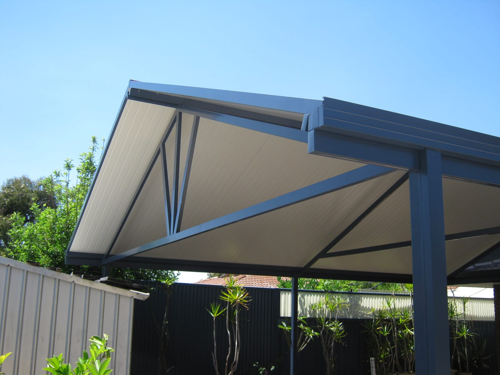 Custom Gable Patio