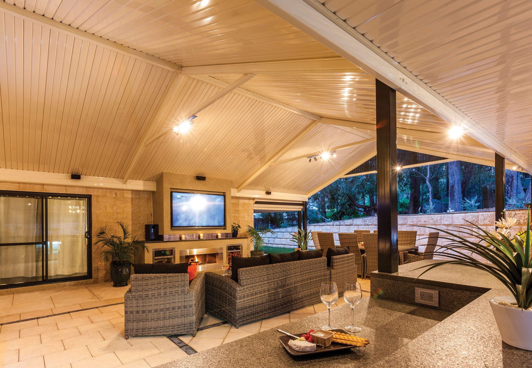 Patios Verandah Carport Outback Gable