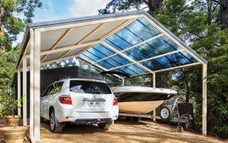 Cable Carport by Aussie Patio Designs