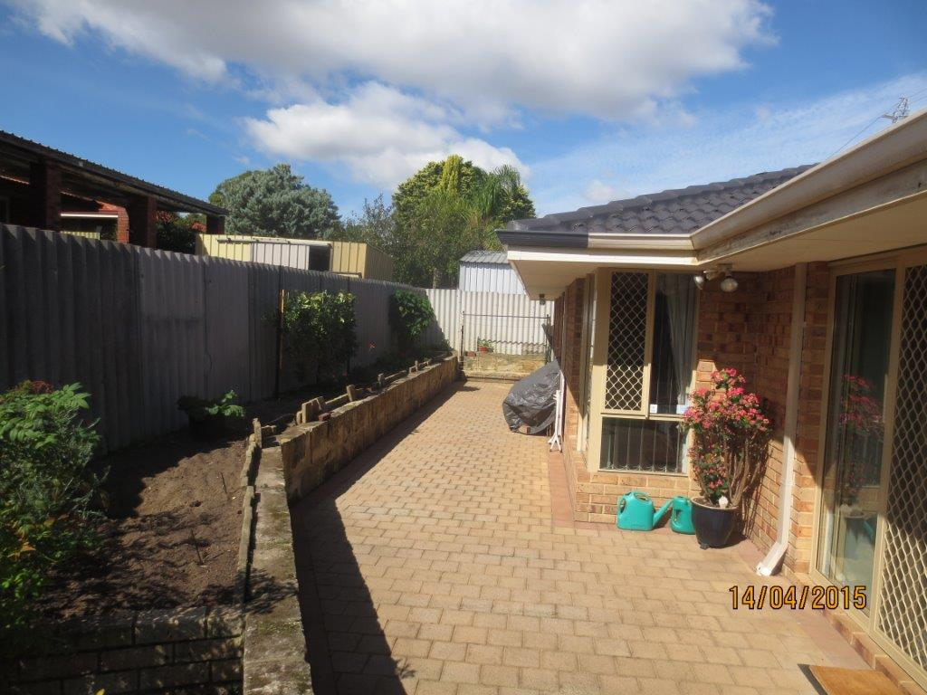 Custom Curved Patio Installation Perth Aussie Patio Designs